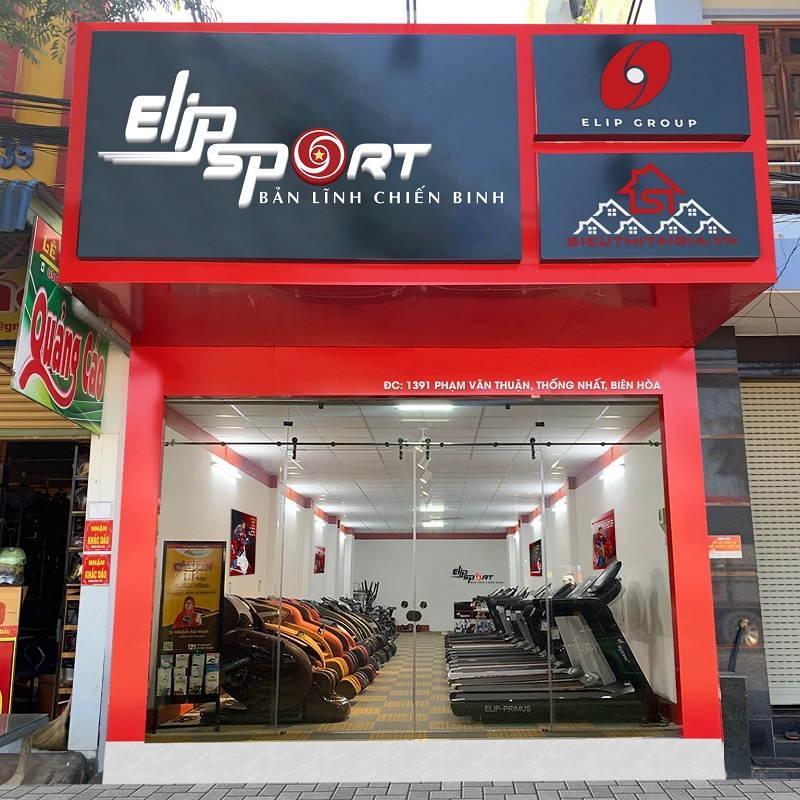 Địa chỉ mua ghế massage ELIP tại Đồng Nai