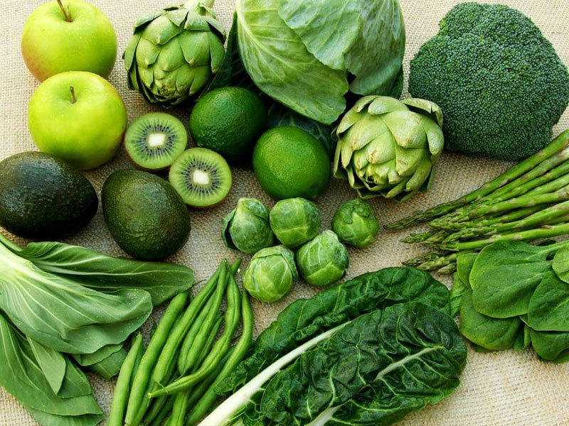 Các mẹ sau khi sinh con nên ăn rau gì?