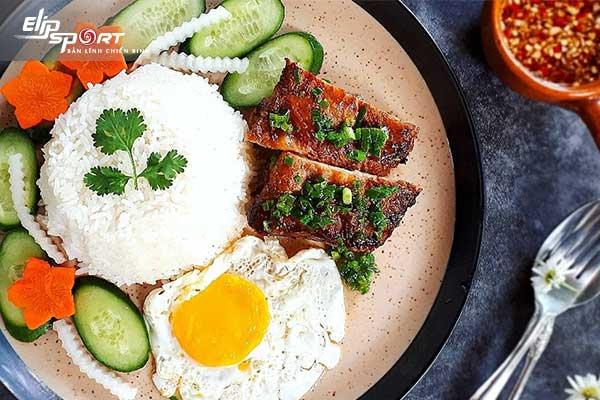 bữa sáng nên ăn gì để tăng cân
