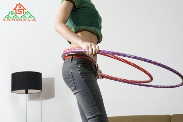 lắc vòng có giảm cân không