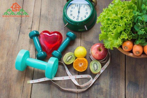 giảm 1 cân cần giảm bao nhiêu calo