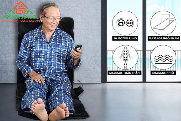 Tác hại của gối massage hồng ngoại không thương hiệu trên thị trường - ảnh 3