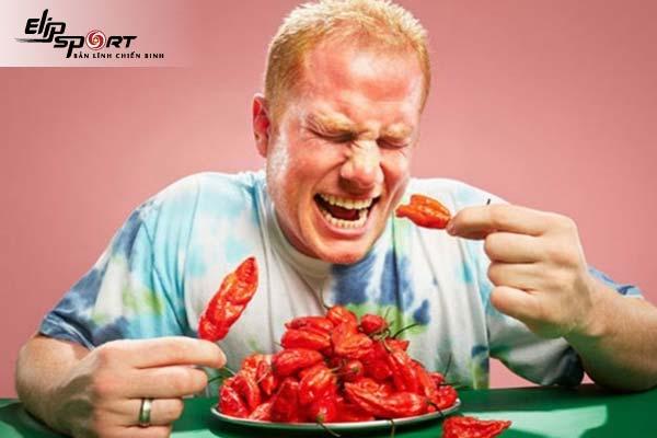 tác hại của ăn cay