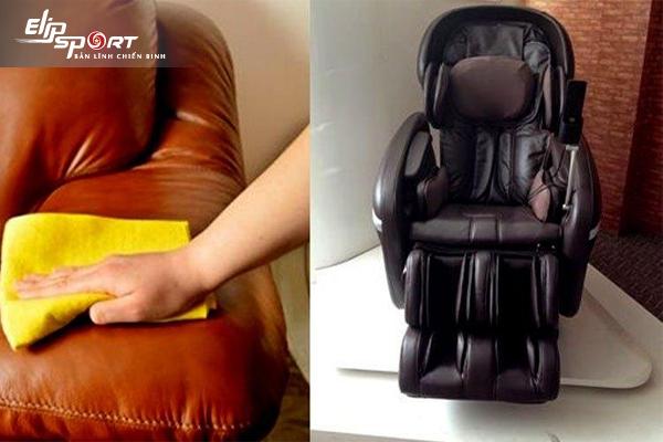 bảo dưỡng ghế massage