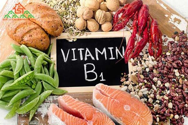 vitamin tan trong nước