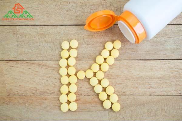 vitamin k là gì