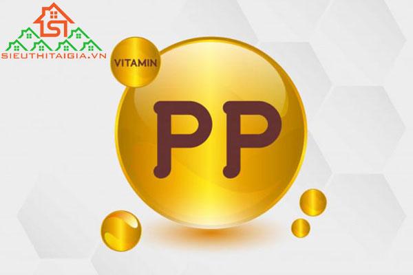 vitamin PP là gì