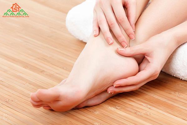 Hoa chân nói lên điều gì? Đặc điểm chân biểu thị giàu sang