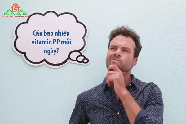 Vitamin PP có trong thực phẩm nào