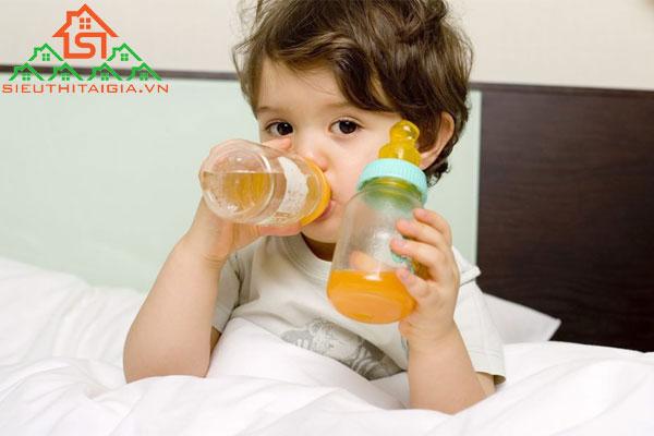 các loại nước ép tốt cho bé