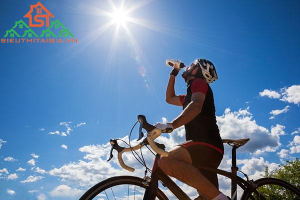 kỹ thuật đạp xe đường dài