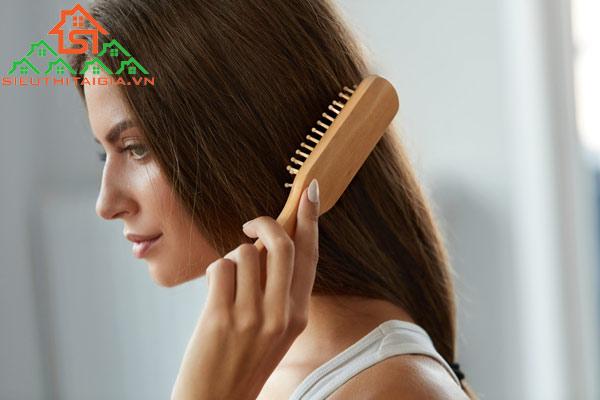 cách sấy tóc layer nữ