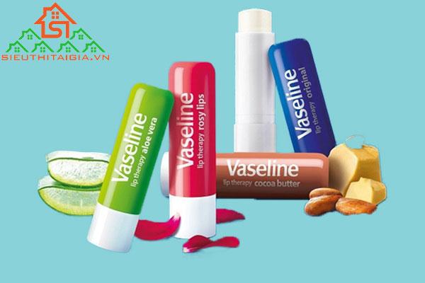 dùng vaseline dưỡng môi có tốt không