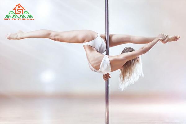 pole dance là gì