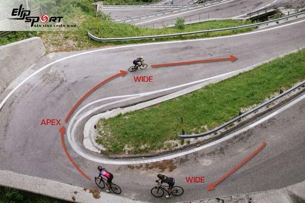 kỹ thuật đạp xe