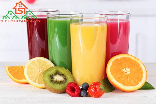 các loại nước ép tốt cho người ung thư