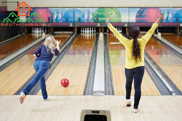 chơi bowling ở đâu