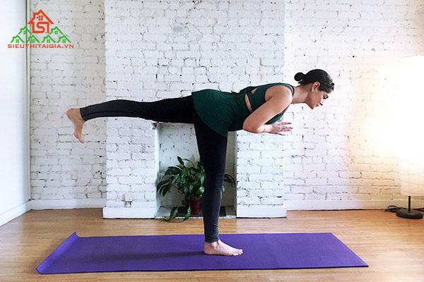 cách giữ thăng bằng