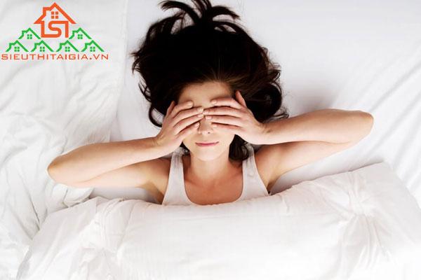 rung co giật khi ngủ