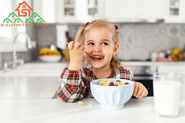 buổi sáng nên ăn gì để tăng chiều cao