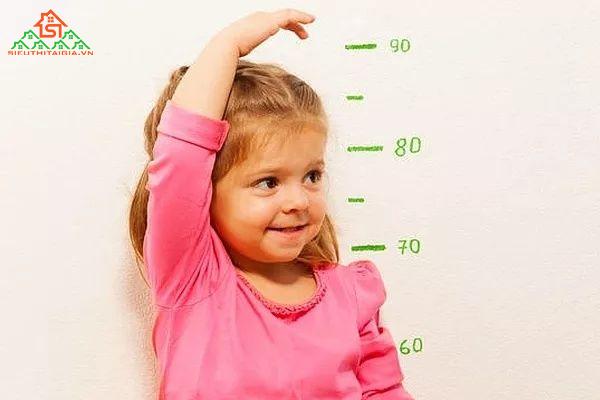 Thời điểm vàng tăng chiều cao cho bé là khi nào