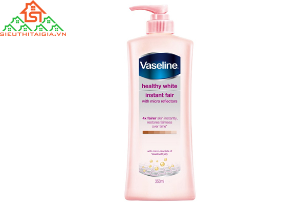 Dùng sữa dưỡng thể vaseline có mọc lông không