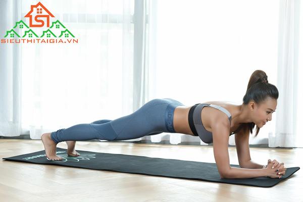 tập gym có tăng chiều cao không