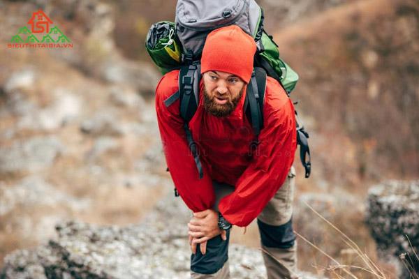 leo núi có giảm cân không