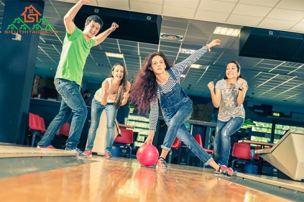 cách chơi bowling