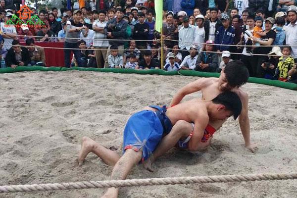 Tìm hiểu về những lễ hội đấu vật ở Việt Nam và thế giới