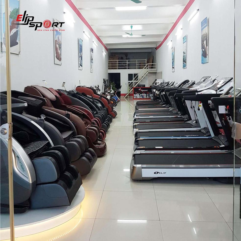 cửa hàng máy chạy bộ tại Đà Nẵng