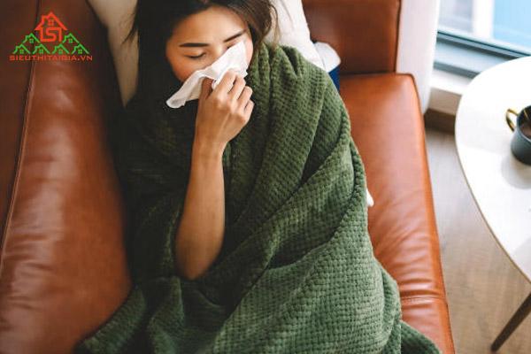 cách chữa cảm lạnh ra nhiều mồ hôi