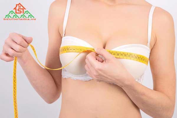 ngực cỡ a