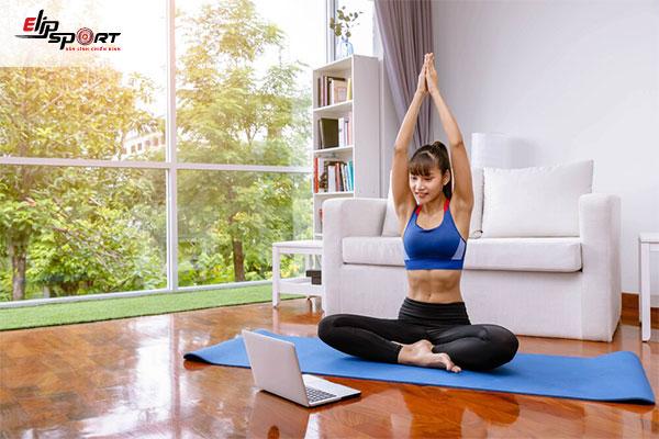 nâng cao sức khỏe tại nhà