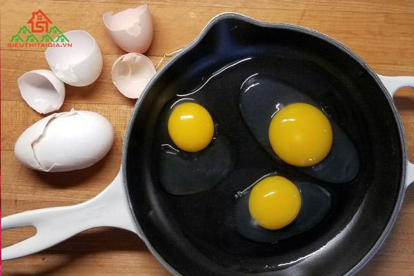 ăn trứng ngỗng có tốt không