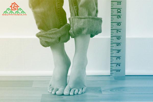 cách tăng chiều cao ở tuổi 17