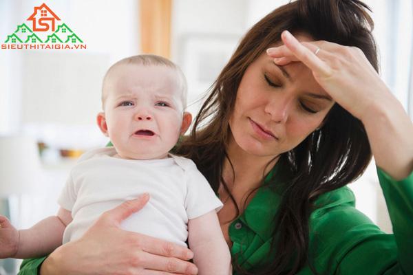 Phụ nữ sau sinh bị cảm cúm uống thuốc gì