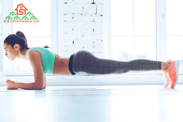 Gợi ý lịch tập gym tăng cân cho nữ hiệu quả