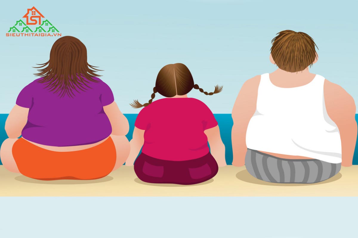 thừa cân béo phì