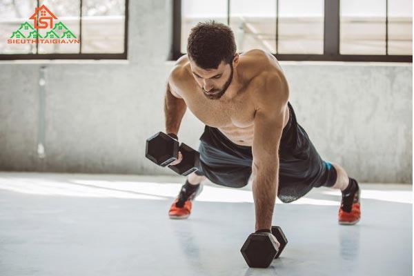 tập gym thế nào cho hiệu quả