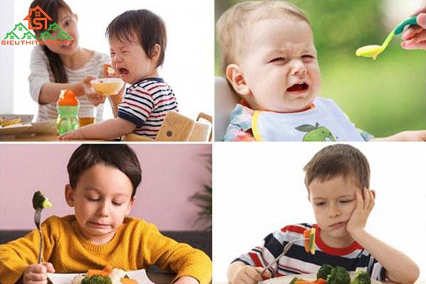 cách chăm sóc trẻ biếng ăn suy dinh dưỡng