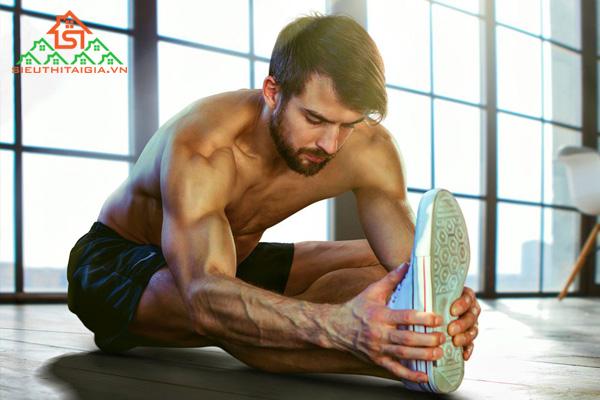 lịch tập gym tăng chiều cao cho nam