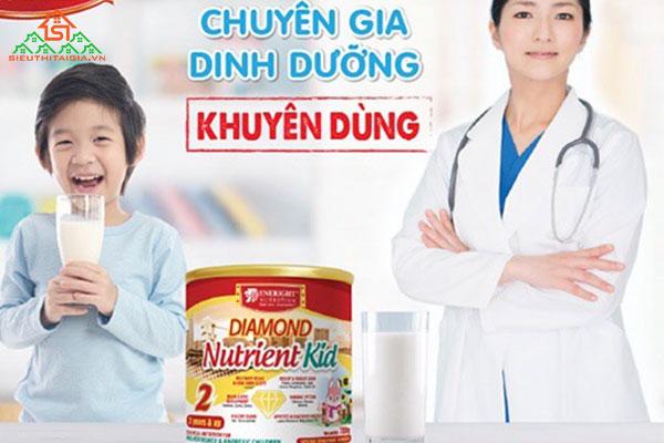sữa dành cho trẻ suy dinh dưỡng trên 1 tuổi