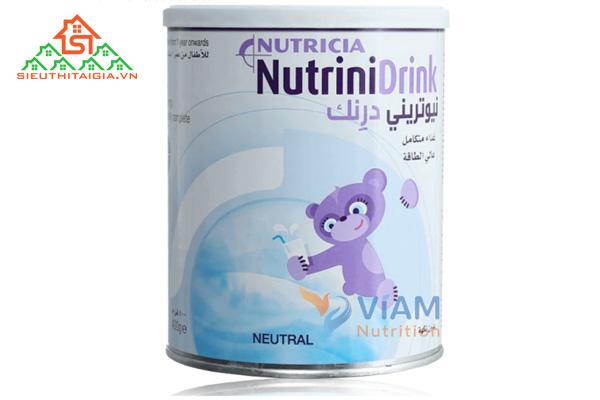 sữa cao năng lượng cho bé 1 tuổi