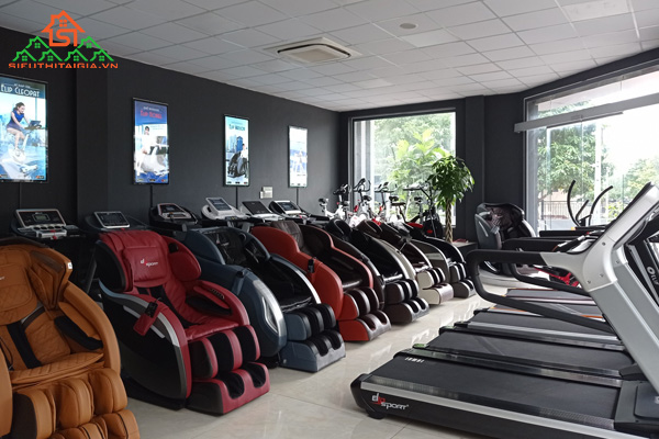 ghế massage dưới 10 triệu
