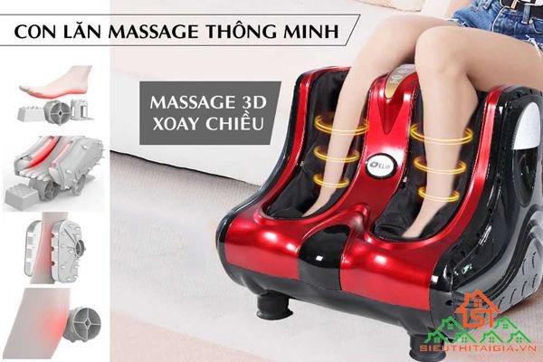 máy massage giãn tĩnh mạch