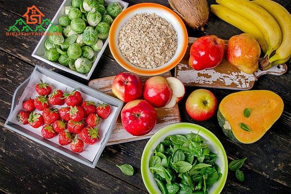 Học cách xây dựng chế độ ăn giảm mỡ toàn thân hiệu quả