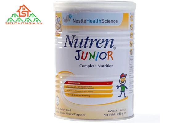 sữa cao năng lượng nutren junior