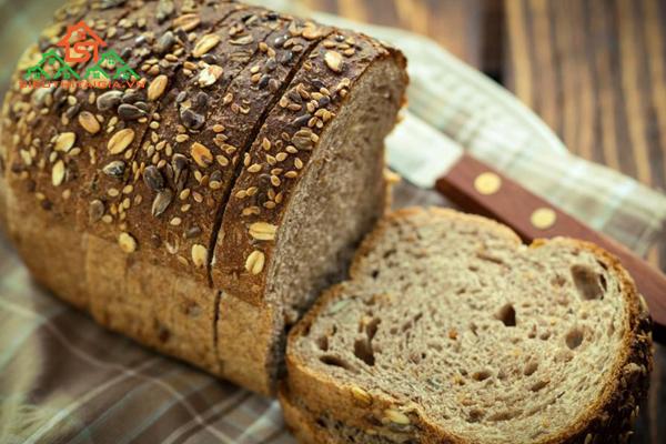 cách làm bánh mì ăn kiêng