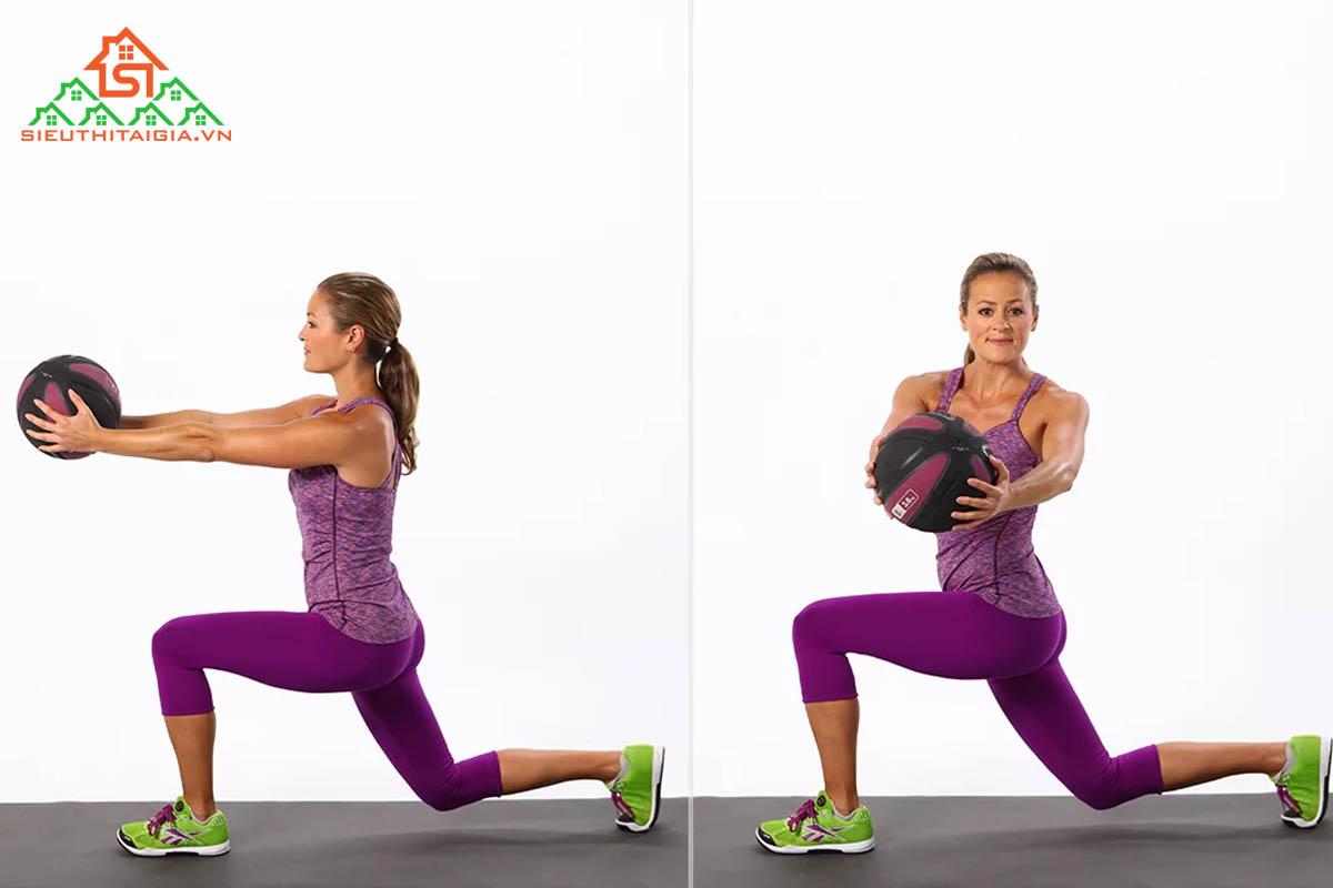 Bài tập thể dục giảm mỡ bụng